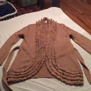 NWOT CHICO'S sweater cardigan coat 1